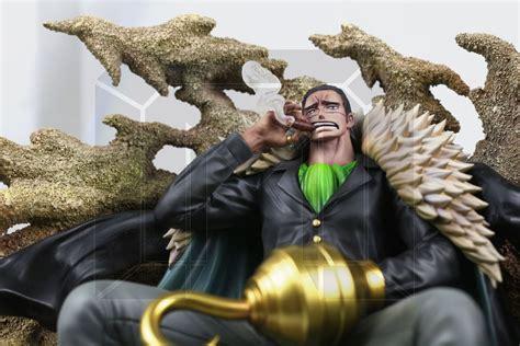 piece model palace   sir crocodile resin statue