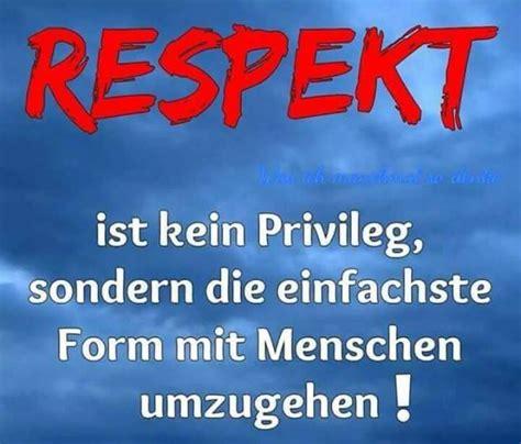 respekt treue und ehre