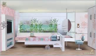 empire sims 3 petala bedroom and decor by simcredible designs