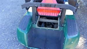 2002 Ezgo Gas Golf Cart Governor Adjustment 20  Mph