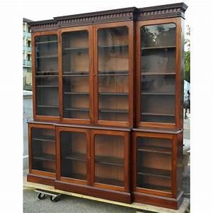 Bibliothèque Avec Porte : biblioth que avec 8 portes sur moinat sa antiquit s d coration ~ Teatrodelosmanantiales.com Idées de Décoration