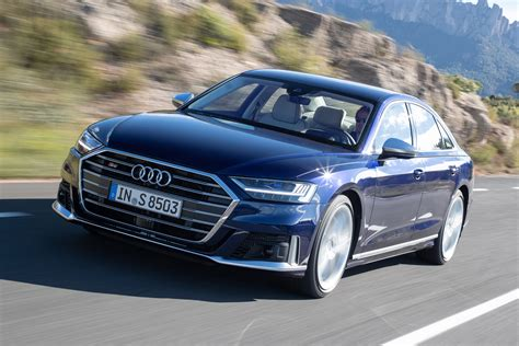 New Audi S8 2019 review | Auto Express