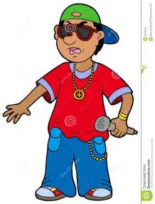 Rappers as Cartoon Characters