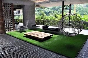 105 idées pour la décoration du jardin avec de la pelouse