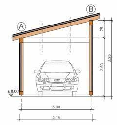 Garage Mit Pultdach : fertig garagen von purholz ~ Orissabook.com Haus und Dekorationen