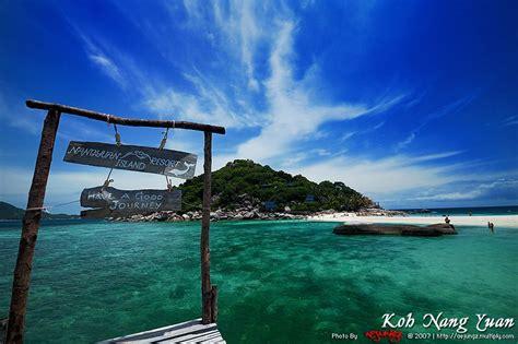 Nangyuan Island Dive Resort Diving Koh Tao Thailand Nangyuan Island Dive Resort