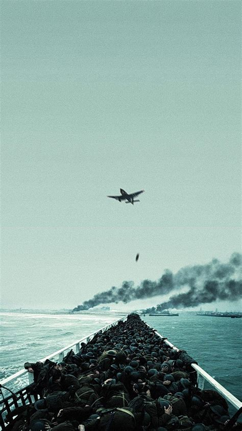 Dunkirk (2017) Phone Wallpaper Moviemania