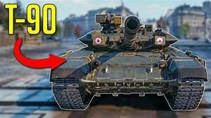 T-90 In Wot   U2022 Modern Tanks Model And Skin Mods World Of Tanks Interesting Mods