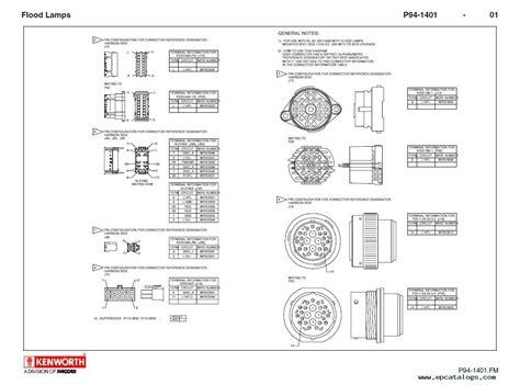 2013 Kenworth T660 Wiring Diagram by Wrg 4671 Kenworth Radio Wiring Diagram
