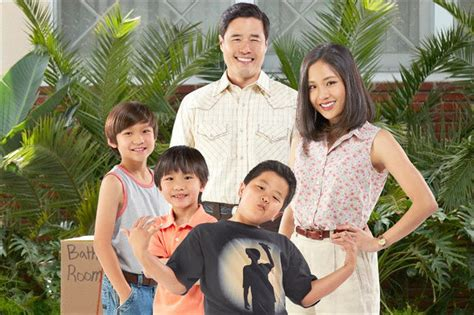 Asian American Sitcom Fresh Off The Boat Set Make