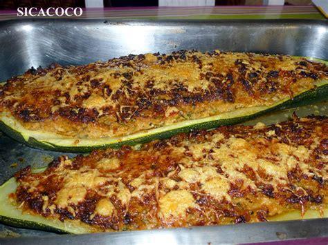 cuisiner une grosse courgette courgette farcie aux epices les carnets de sicacoco
