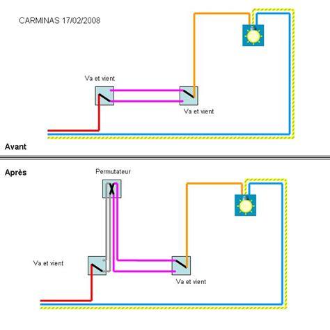 3 interrupteurs pour une le peut on mettre un va et vien pour une lumi 232 communaut 233 leroy merlin