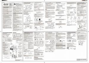 Mitsubishi Msz A24 Yv Msz A26 Yv Msz A30 Yv Wall Air