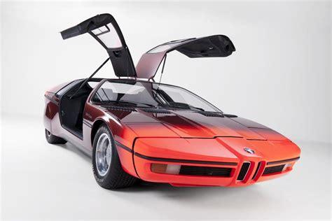 1972 Bmw Turbo Concept Conceptcarzcom