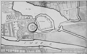 Plate 62  York Castle  Plan