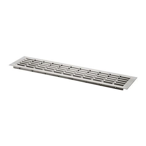 grille aeration cuisine metod ventilationsgaller ikea