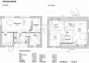 plans et permis de construirenotre plan de maison petite With maison a construire plan