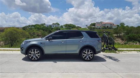 Modifikasi Land Rover Discovery Sport by Se Si4 With Bike Rack Land Rover Discovery Sport Forum