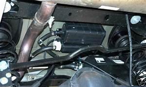 Jeep Jk Wrangler Evap Can Vapor Canister Relocation Kit