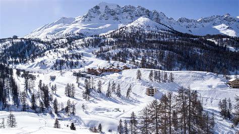 chambre chalet montagne hotel design 4 étoiles au pied des pistes de vars risoul
