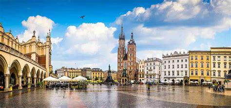 city breaks   budget krakow  college view