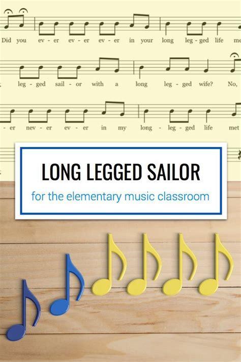 long legged sailor  images elementary