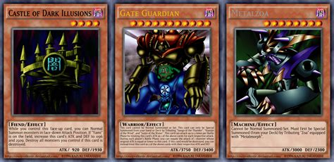 Guardian Eatos Deck 2015 by Yu Gi Oh Ace Monsters Ix Duelist Kingdom By