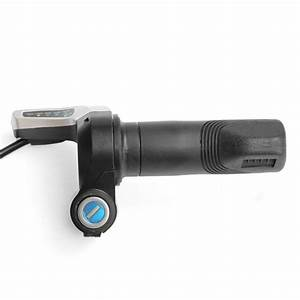 36v 800w Brushed Speed Controller Throttle Twist Grip For