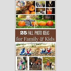 25 Best Fall Photo Ideas For Family & Kids  Scrap Booking