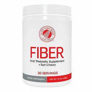 Tino - High Fiber Supplement Mix - Water Soluble - Prebiotic