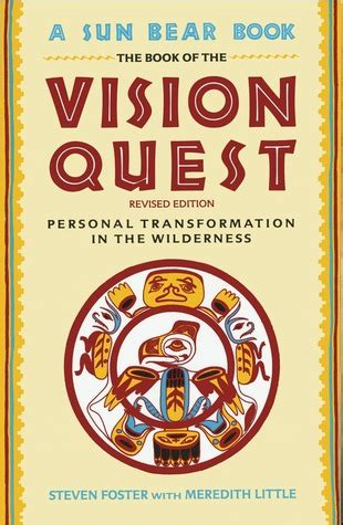 book  vision quest  steven foster reviews discussion bookclubs lists