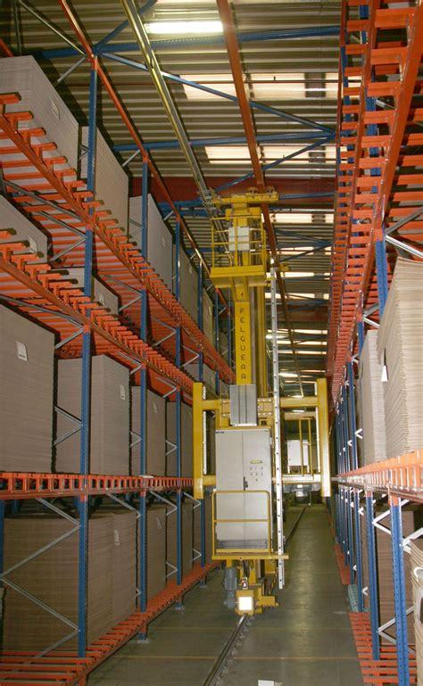 almacenes automaticos estanterias metalicas atox
