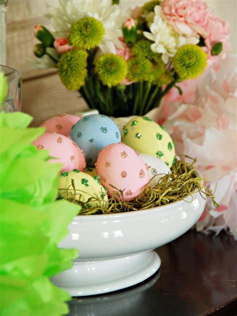easter egg decorating ideas hgtv