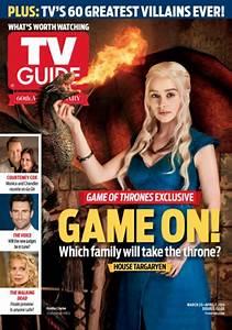 Emilia Clarke - Tv Guide Magazine