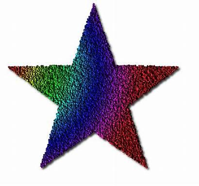 Stars Star Clipart Rainbow Clip Sparkle Colourful