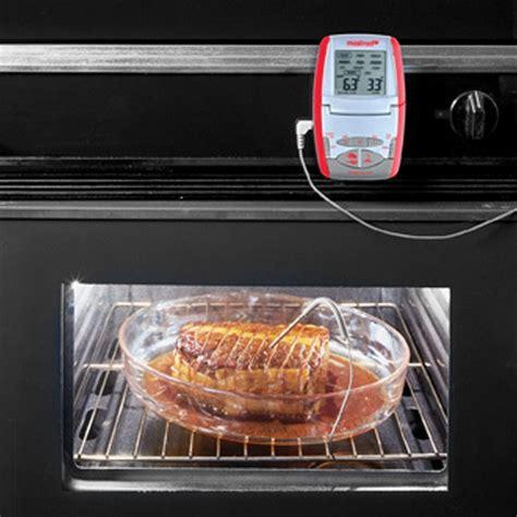 thermometre cuisine sonde thermomètre four mastrad avec sonde colichef