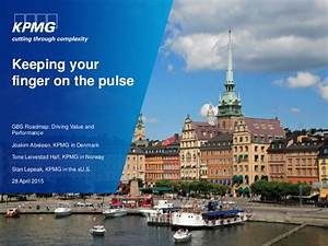 GBS Event: Keeping your finger on the pulse