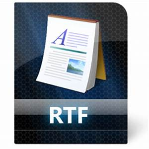 rtf file icon free download as png and ico formats With document rtf download
