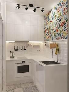 Kleine Schmale Küche Einrichten : die besten 25 kleine k che einrichten ideen auf pinterest kleine wohnung tricks kleine ~ Sanjose-hotels-ca.com Haus und Dekorationen