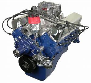 Atk High Performance Ford 302 300 Hp Stage 3 Long Block Crate Engines Hp79c