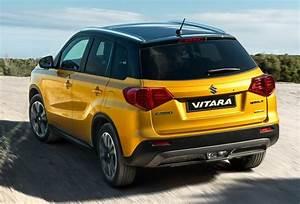 Nouveau Suzuki Vitara 2019 : 2019 suzuki vitara priced at eur 18 650 autoevolution ~ Dallasstarsshop.com Idées de Décoration