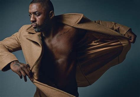 Ladies, This One's For You! Check Out Idris Elba's Yummy ...