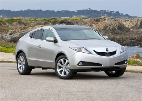 2013 Acura Zdx Review, Ratings, Specs, Prices, And Photos