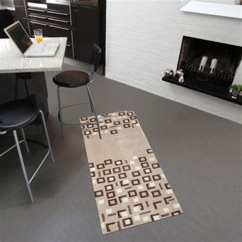 tapis pour cuisine original tapis de cuisine lavable en machine par arte espina