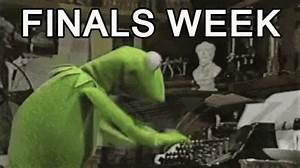 Finals Week GIF - Finals Week - Discover & Share GIFs