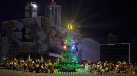 Celebrate Christmas In The Heart Of Melbourne