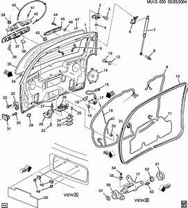 Chevrolet Venture Actuator  Actuator Kit  Door And End