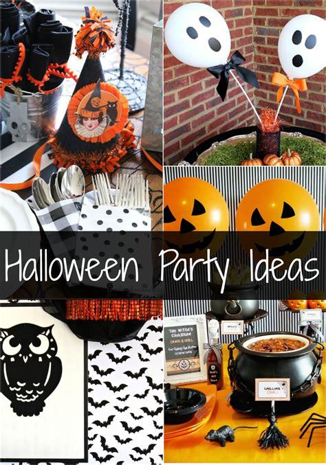 halloween party ideas uncommon designs