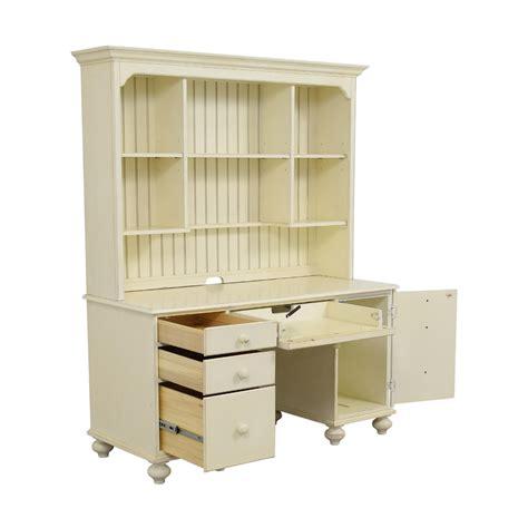 Ethan Allen Desk With Hutch - 75 ethan allen ethan allen white wood desk with