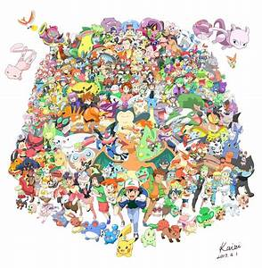 Pokemon 20th Anniversary | Pokemon | Pinterest | 20th ...